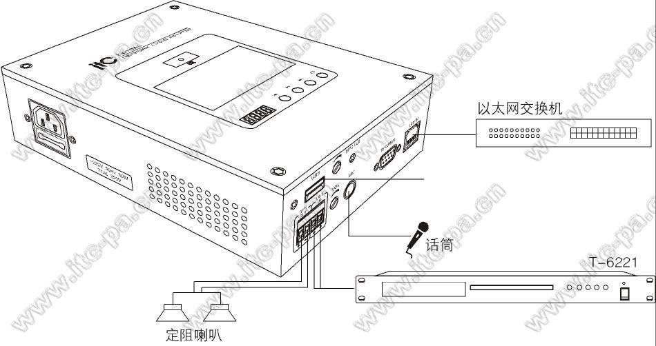 内置1 x 15w(4Ω负载)定阻输出的数字功放模块,音质细腻,功率强劲.