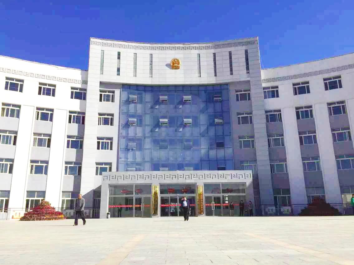 内蒙古四子王旗政府会议室