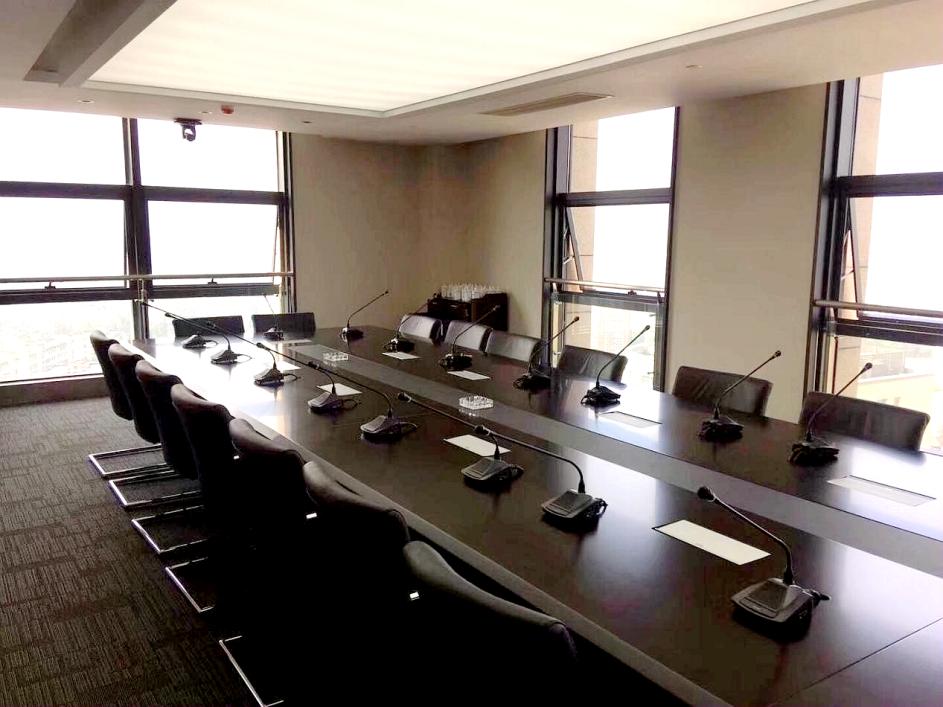 itc数字会议、扩声系统成功应用于浙江万邦工程管理咨询有限公司.docx