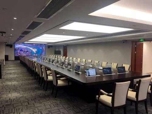 itc无纸化会议系统成功应用于上海市质量和标准化研究院.docx