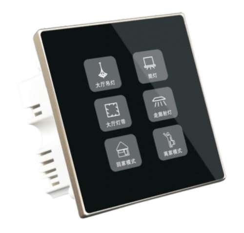水晶触控86式1路1A调光面板 TL-KJ0106D-X.jpg