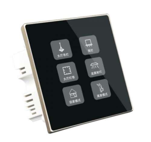 水晶触控86式4路5A开关面板 TL-KJ0106H-X.jpg