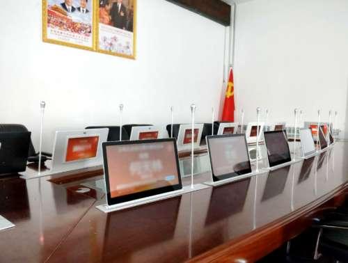 itc无纸化会议系统成功应用于西藏自治区林芝市某县人民检察院.docx