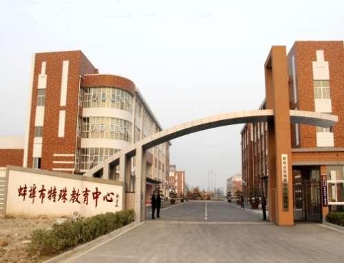 数字IP网络校园广播系统-学校-安徽省蚌埠市-蚌埠市特殊教育学校.docx