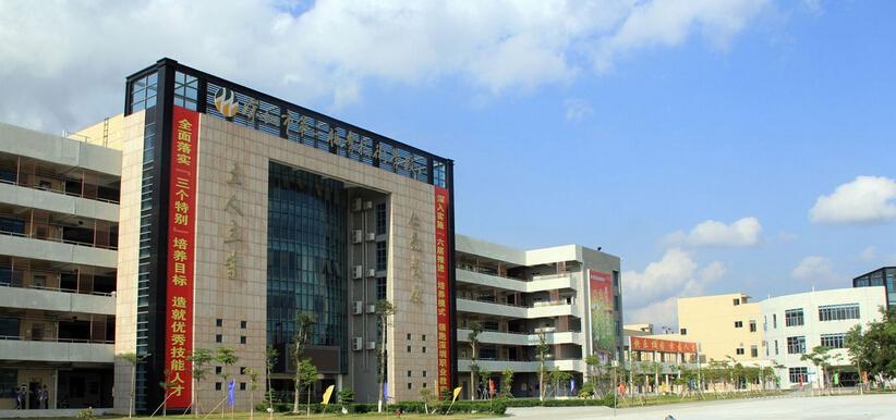 itc数字IP网络广播系统成功应用于深圳市第二职业技术学校.docx