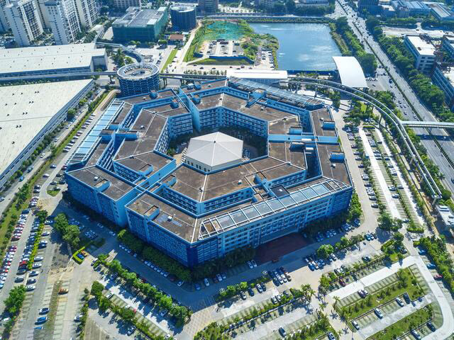 itc专业扩声系统成功应用于深圳比亚迪集团总部.docx