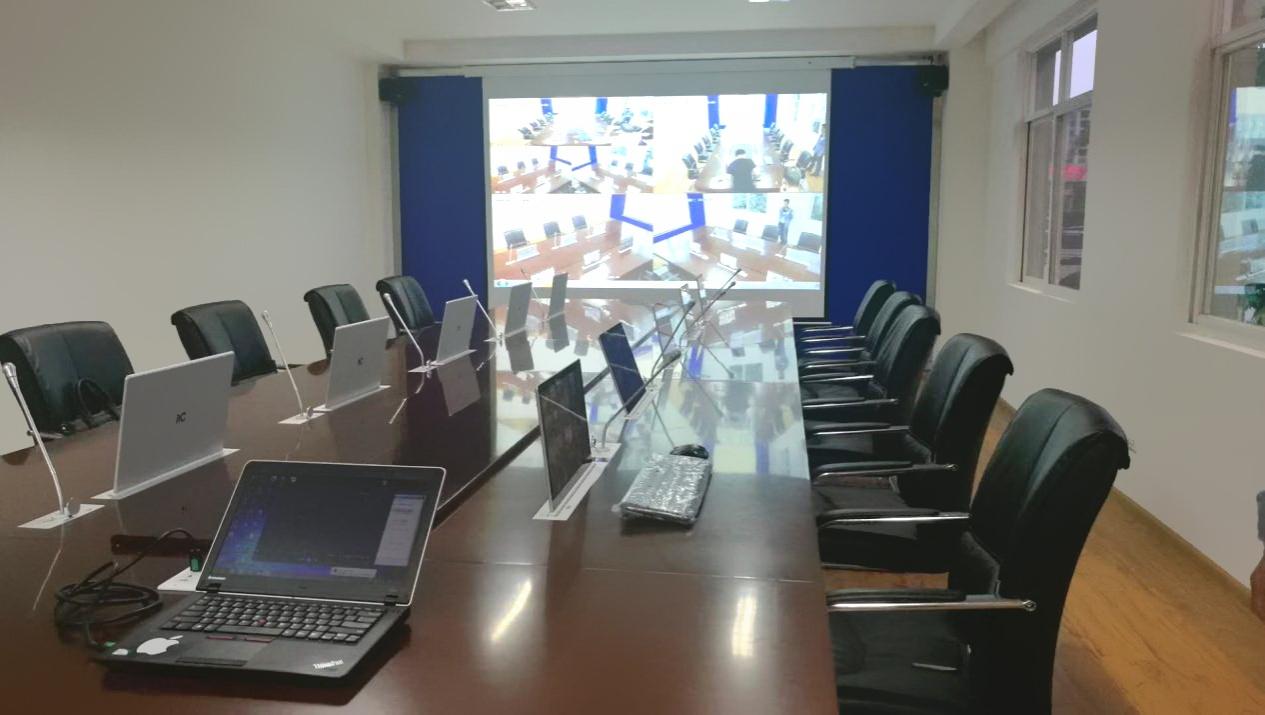 itc无纸化会议系统成功应用于云南普洱某检察院.docx