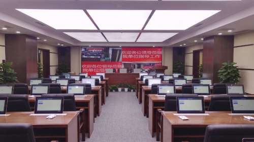 itc无纸化会议系统成功应用于成都国家税务局.docx