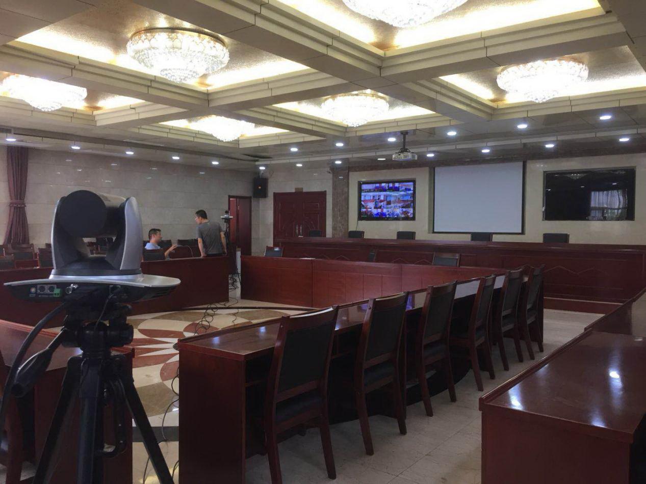 itc精品录播、远程视频会议系统成功应用于山西阳煤集团.docx