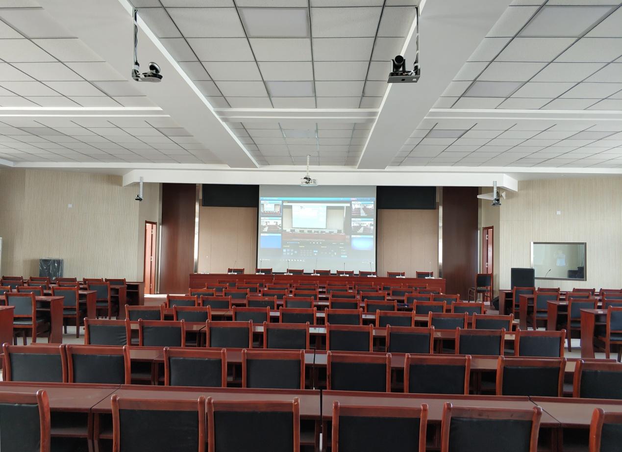 itc录播系统、会议扩声系统成功应用于新疆兵团十二师党校.docx