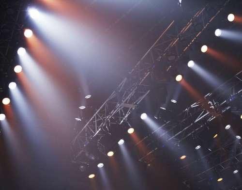 大型多功能厅舞台灯光系统.docx