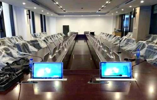 itc无纸化会议系统、扩声系统、中控矩阵系统成功应用于北京城建集团.docx