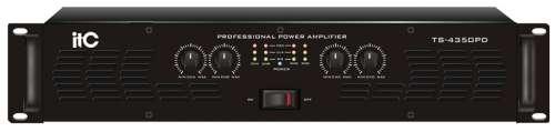 TS-4200PD/TS-4350PD/TS-4500PD 数字专业功放
