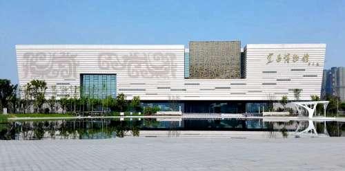 【itc舞台灯光、照明、会议扩声、录播案例】宜昌博物馆今日开馆,你打卡了吗.docx