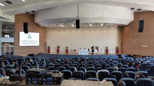 【itc专业扩声、LED屏案例】南非桑顿某教堂.docx