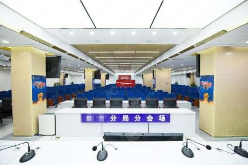 【itc录播、无纸化、数字会议、扩声案例】上海市某区公安分局.docx