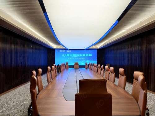 【itc室内LED视频墙案例】印尼雅加达市SUNDA大厦.docx