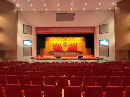 【itc数字会议、专业扩声、LED显示屏案例】忠州大剧院.docx