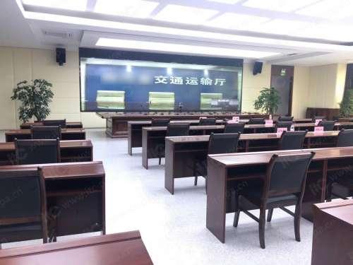 【数字会议、专业扩声案例】四川某市交通运输局.docx