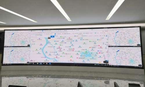 【itc分布式平台、高清LED显示屏、扩声系统案例】广东某水务局.docx