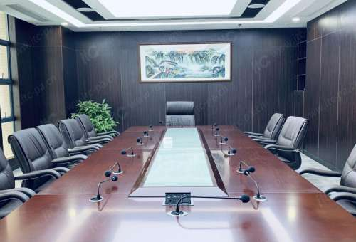 【itc远程视频、数字会议、扩声系统案例】广东威博电器有限企业.docx