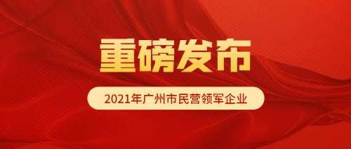 【牛牪犇】保伦电子成功入选2021年广州市民营领军企业.docx