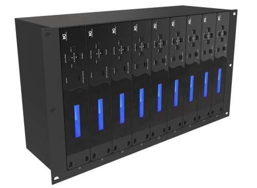 TS-9500-6U 傳輸器的6U組合安裝配件