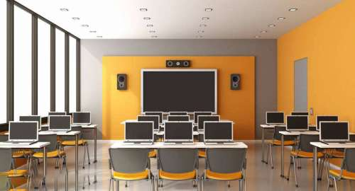 多媒體電化教室矩陣係統應用方案.docx