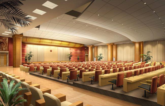 大型多媒体会议室矩阵系统应用方案